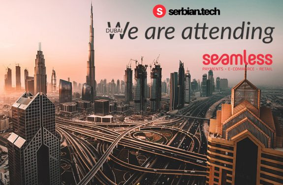 Serbian.tech exhibits in Dubai