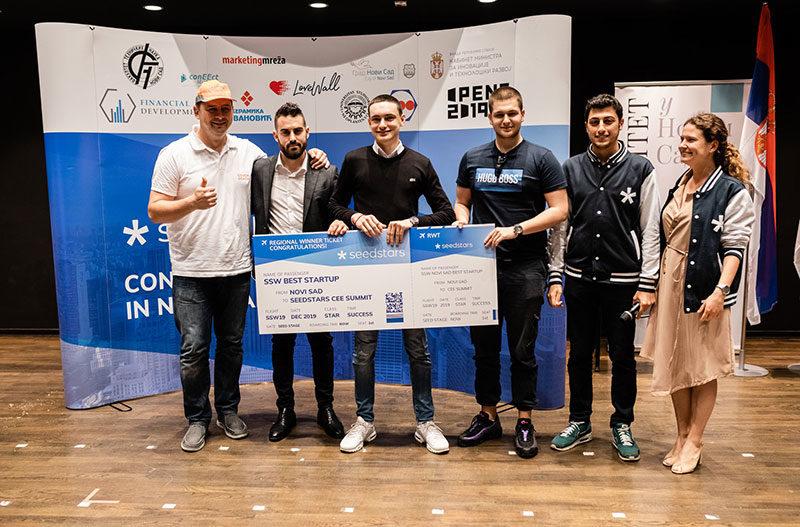 Seedstars Awards 2019 Novi Sad