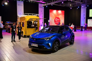 Toyota at SmartCity Festival 2019