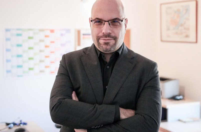 Toni Crisolli on SerbianTech podcast