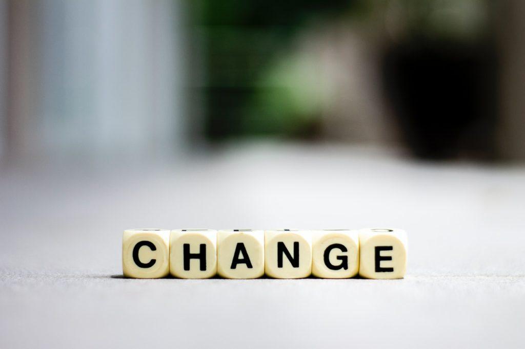 Change letters
