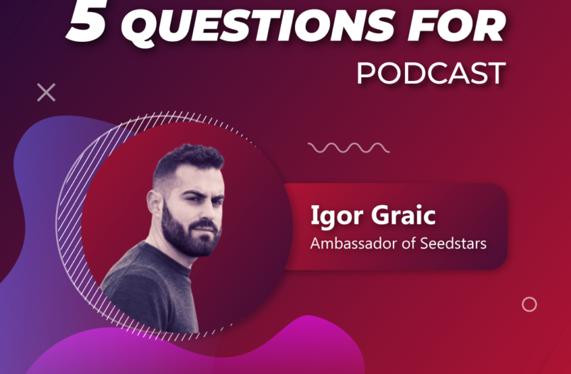 Serbian Tech podcast guest