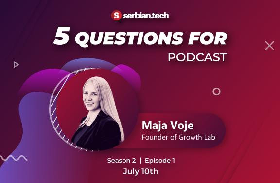 5 questions... for Maja Voje