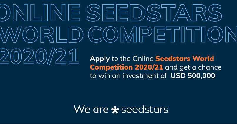 SerbianTech announcing Seedstars World 2020 competition