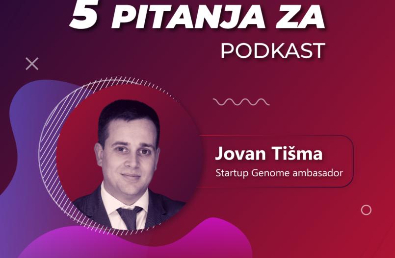 5 pitanja za... Jovan Tišma