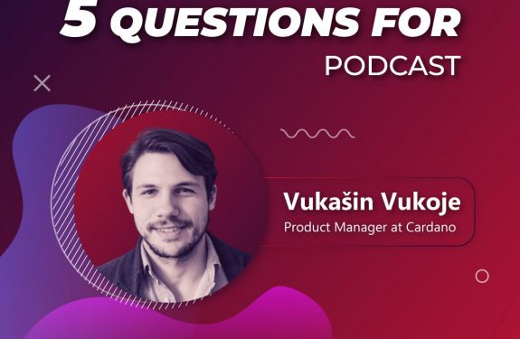 Vukasin Vukoje on SerbianTech podcast