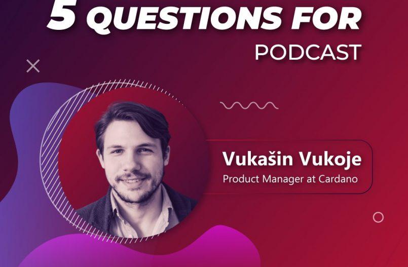 Vukasin Vukoje on SerbianTech podcast