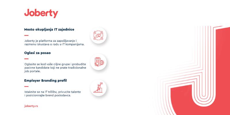 Presenting serbian tech startups Joberty
