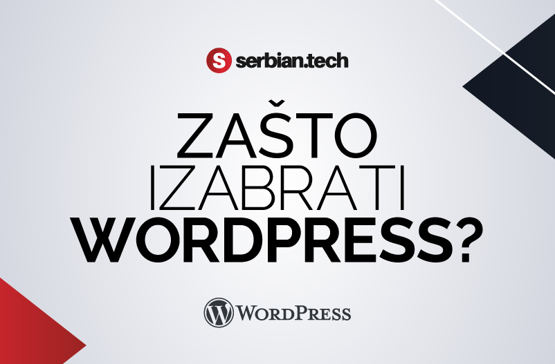 Zašto izabrati WordPress?