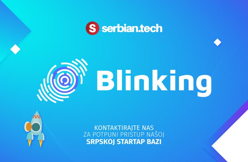 Blinking web srb