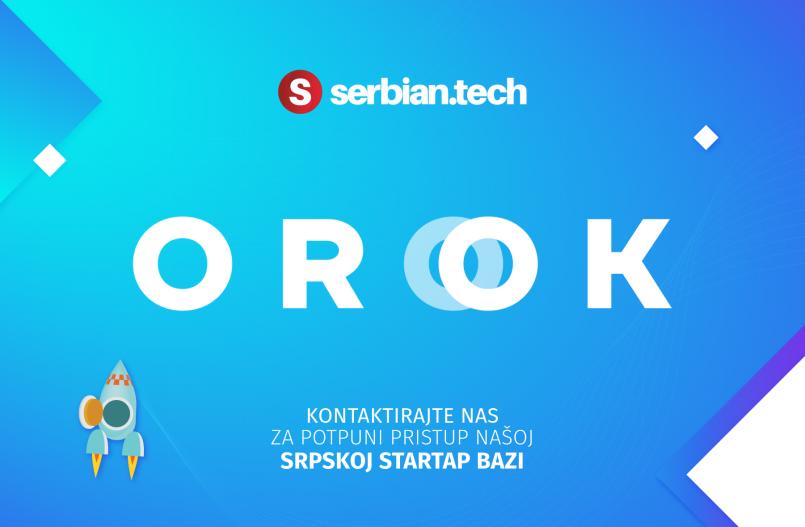 Orook web srb