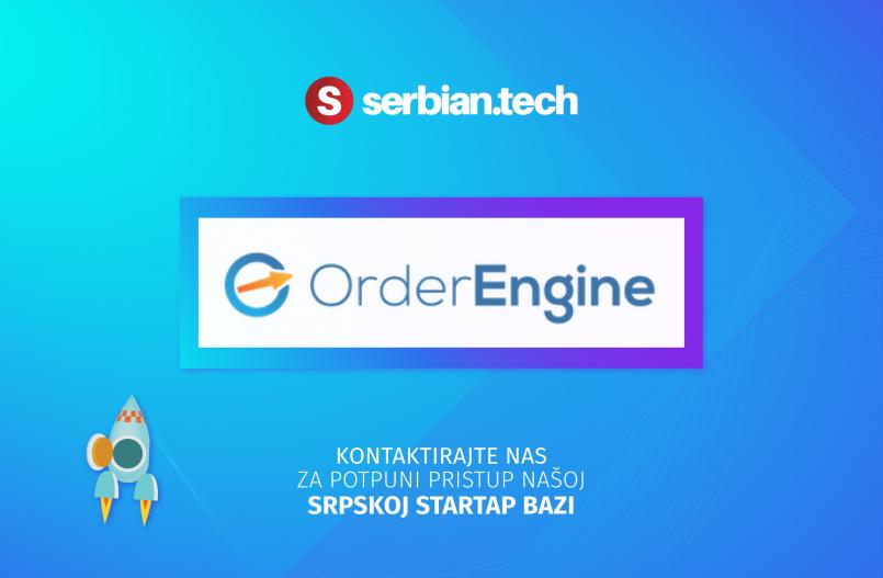 orderengine web srb