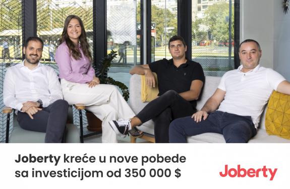 Joberty web